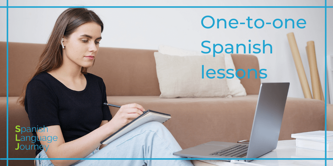 Read more about the article ONE-TO-ONE SPANISH LESSONS ONLINE